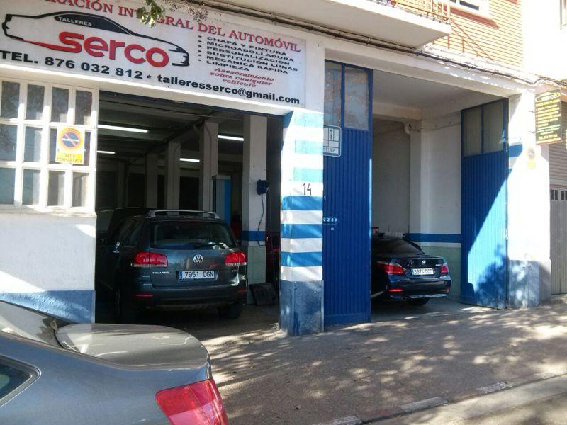 Serco talleres en directorio de empresas locoferton en - Talleres zaragoza ...