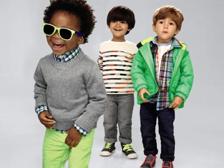 moda infantil gap