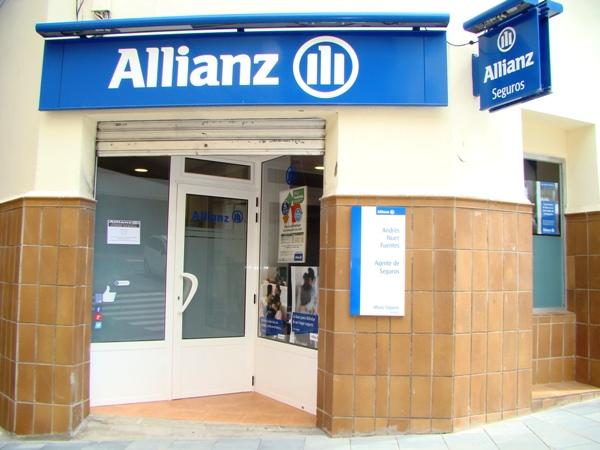 Andr s nuez allianz seguros en directorio de empresas for Oficinas de allianz en madrid