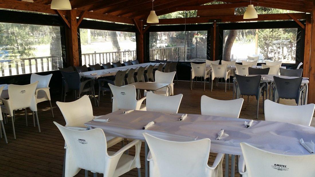 Terraza pinares de venecia en directorio de empresas for Terrazas zaragoza